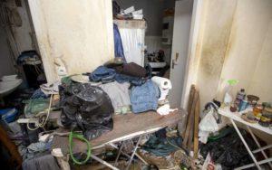 Domicile insalubre à Arras comment le nettoyer ?