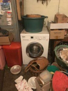 Rendre propre un logement insalubre