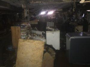 débarassage d'une maison après un défunt
