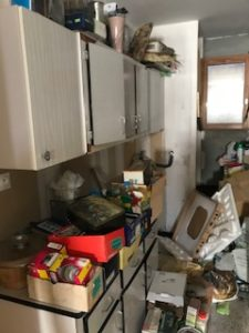 Nettoyer un logement diogène