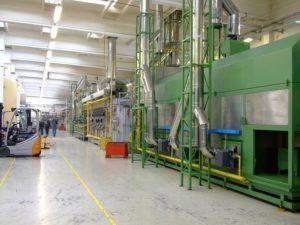 Aseptiser une usine